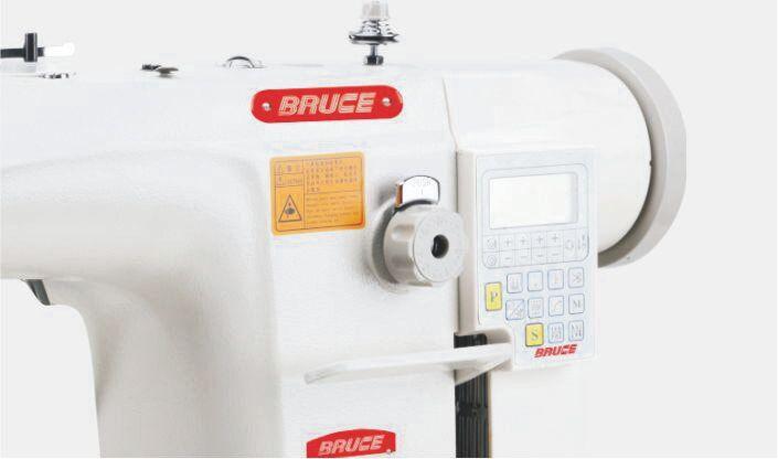 BRUCE BRC-6380EHC-4Q Вбудований сервомотор